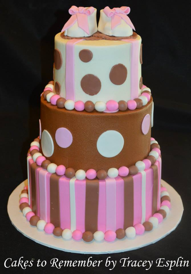 Baby Shower Cakes Supermarket ~ Cakes to remember baby shower