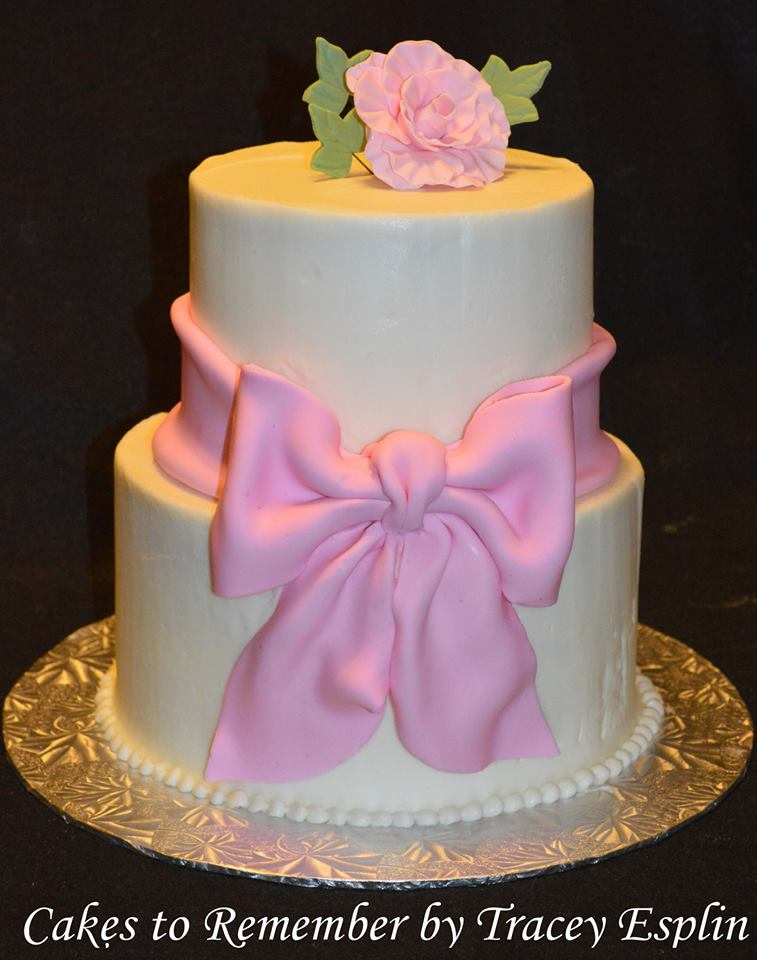 Cakes To Remember Bridal Shower Cakes